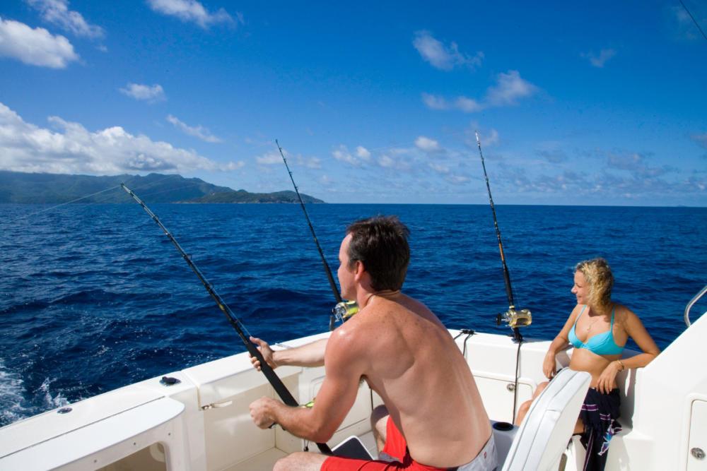 морская рыбалка в районе сочи