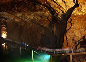 новоафонская пещера (2)