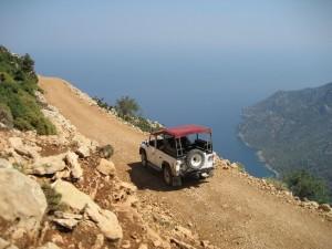 Джип тур в Абхазию, экскурсия в Абхазию на джипах фото 1