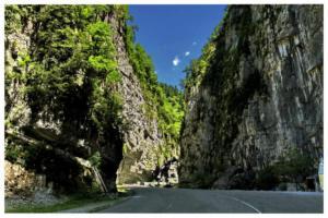 джиппинг в абхазию, в абхазию из сочи, экскурсии в абхазию