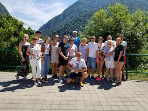 экскурсия на Красную поляну Роза Хутор