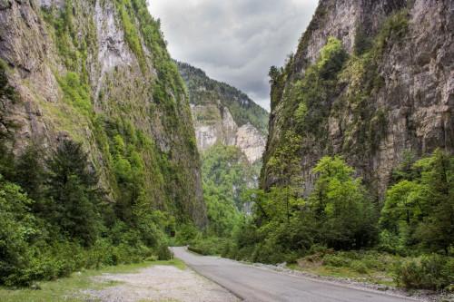 Джип-тур в Абхазию